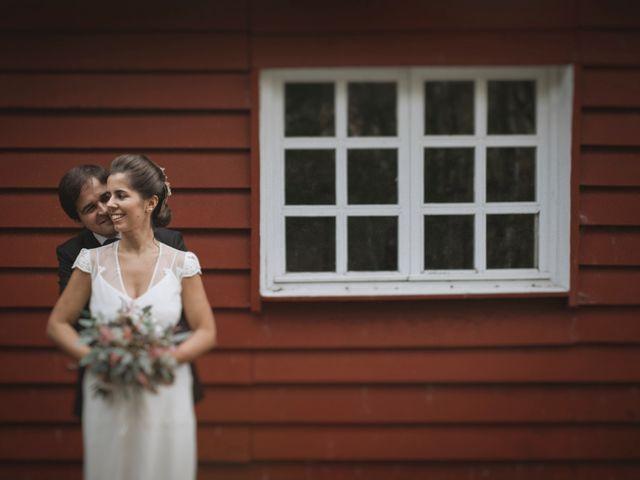 La boda de Ander y Amaia en Zarautz, Guipúzcoa 1