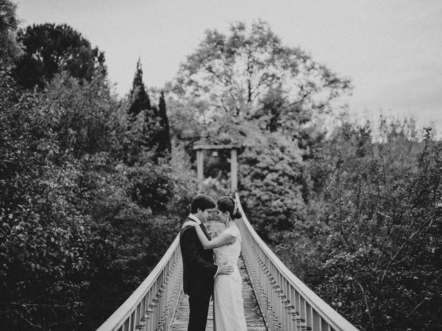 La boda de Amaia y Ander