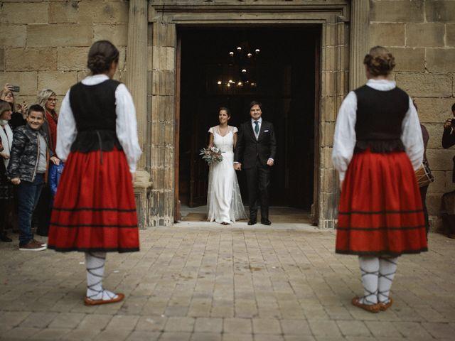 La boda de Ander y Amaia en Zarautz, Guipúzcoa 36