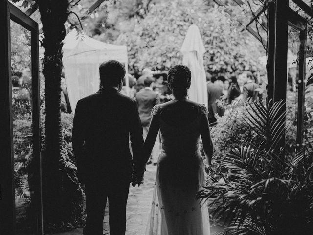 La boda de Ander y Amaia en Zarautz, Guipúzcoa 40