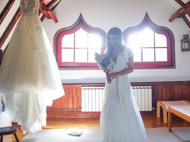 La boda de Imanol y Janire en Carranza, Vizcaya 11