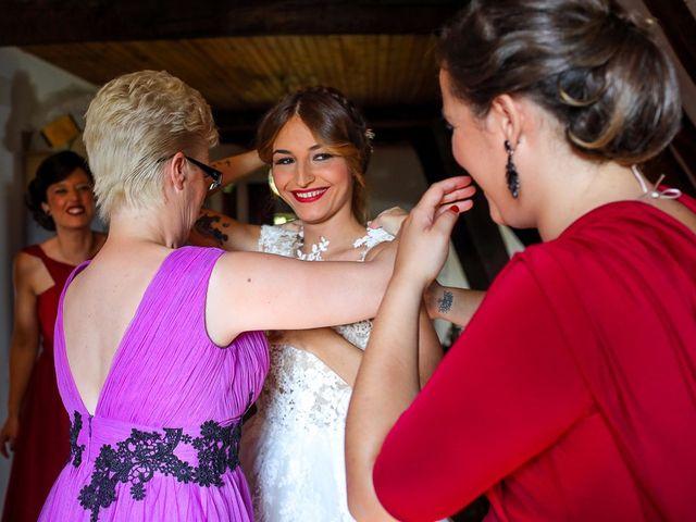 La boda de Imanol y Janire en Carranza, Vizcaya 14