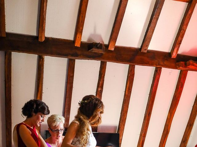 La boda de Imanol y Janire en Carranza, Vizcaya 15