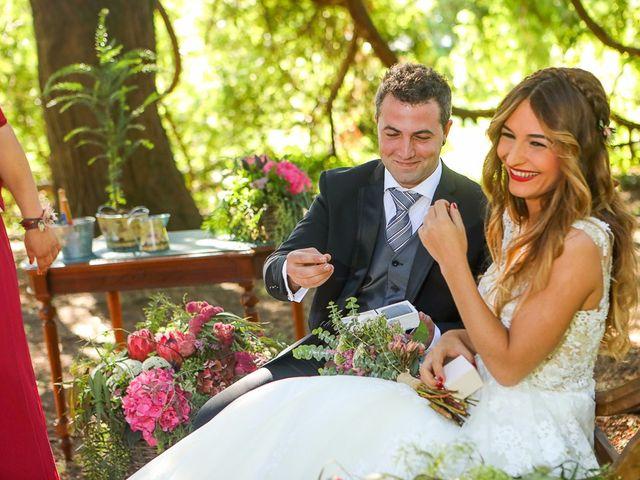 La boda de Janire y Imanol