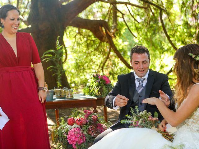 La boda de Imanol y Janire en Carranza, Vizcaya 23