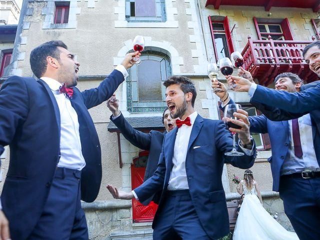 La boda de Imanol y Janire en Carranza, Vizcaya 36