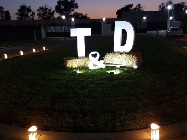 La boda de David y Tamara en Chiclana De La Frontera, Cádiz 1