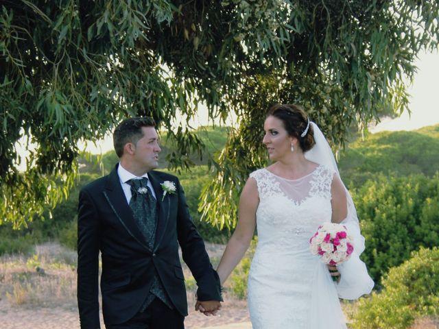 La boda de David y Tamara en Chiclana De La Frontera, Cádiz 5