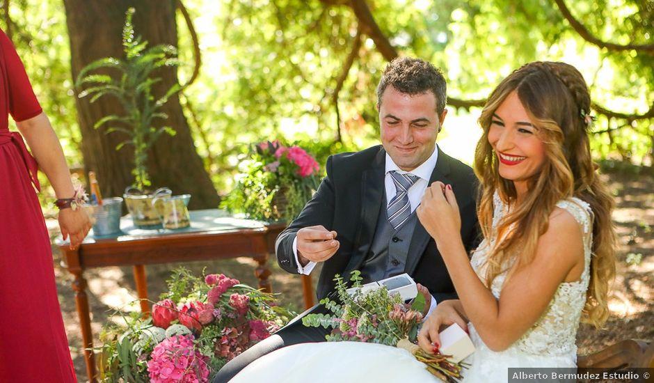 La boda de Imanol y Janire en Carranza, Vizcaya