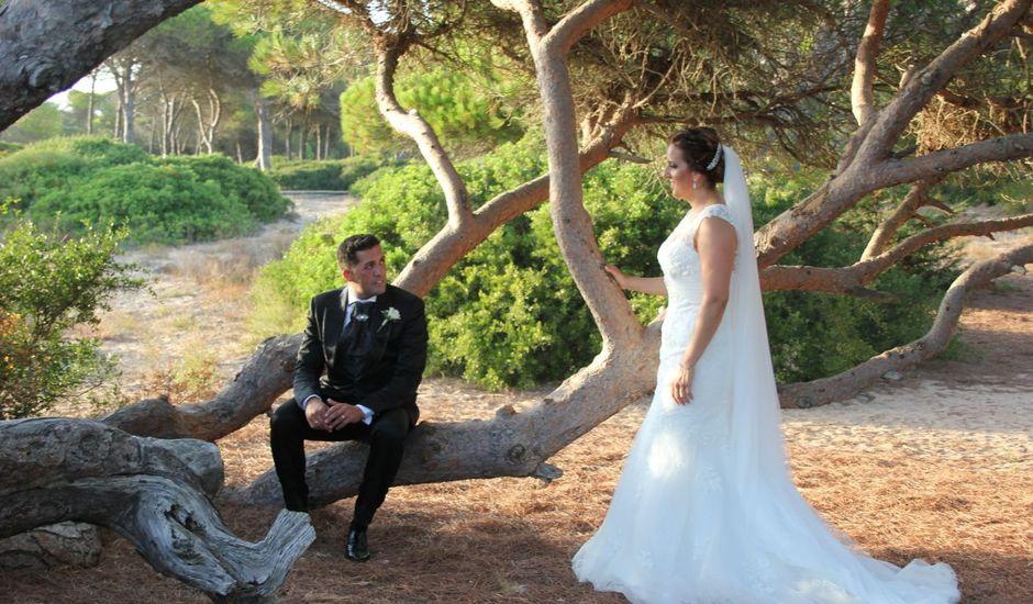La boda de David y Tamara en Chiclana De La Frontera, Cádiz