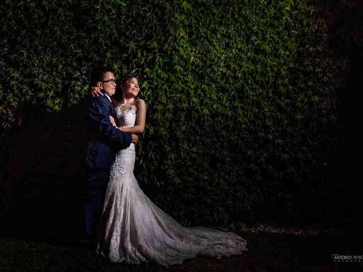 La boda de Ani y Rodrigo