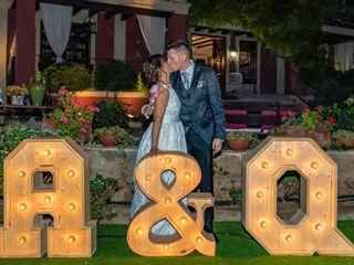 La boda de Amparo y Quique