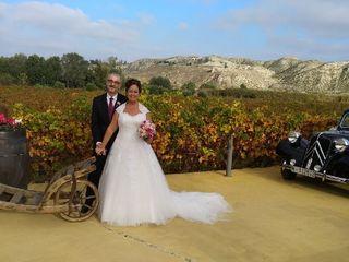 La boda de Mónica y José Manuel