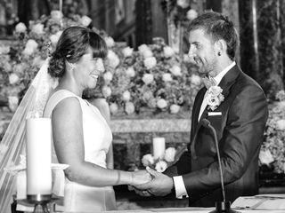 La boda de Ainhoa y Endika