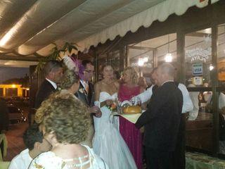La boda de Claudio y Dorota