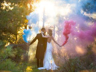 La boda de Ytahisa y Dailo 1