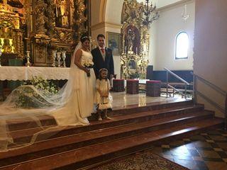 La boda de Meliza  y Rafael