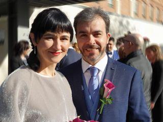 La boda de Toñy y David