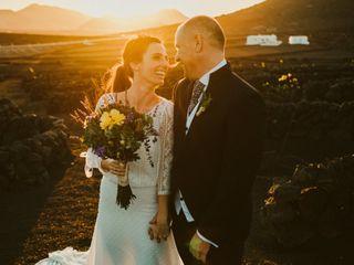 La boda de Elena y César