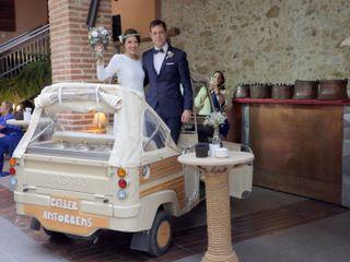 La boda de Marta y Óscar