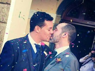 La boda de Raúl y Jorge 1