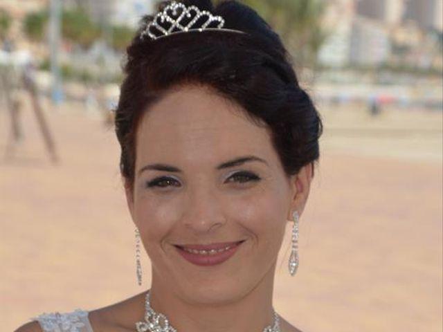 La boda de Danaisi y Gianni en La/villajoyosa Vila Joiosa, Alicante 3