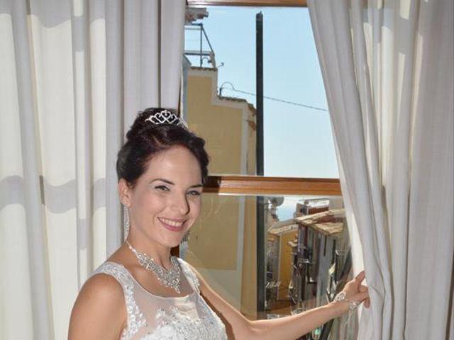 La boda de Danaisi y Gianni en La/villajoyosa Vila Joiosa, Alicante 5