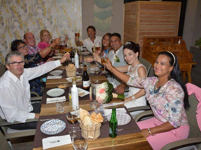 La boda de Danaisi y Gianni en La/villajoyosa Vila Joiosa, Alicante 2