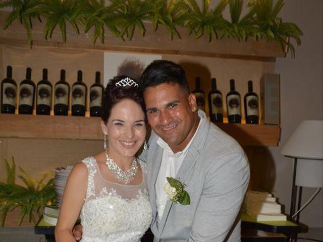 La boda de Danaisi y Gianni en La/villajoyosa Vila Joiosa, Alicante 15