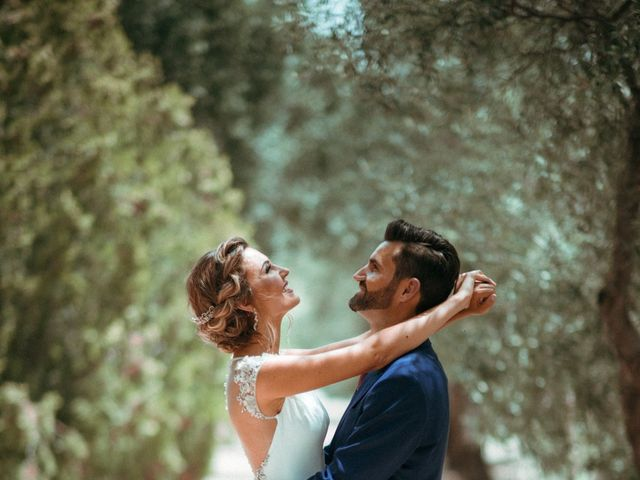 La boda de Helena y Antonio