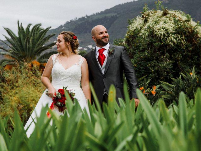 La boda de Carlotta y JOnathan