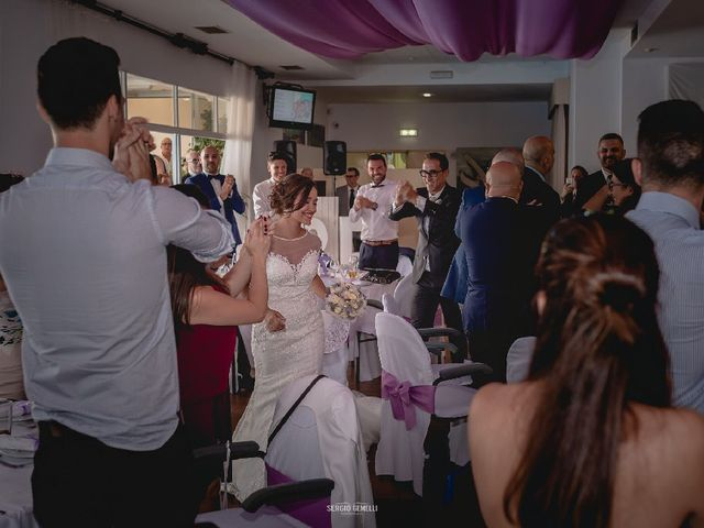 La boda de Andre y Rosmary en Grao De Gandia, Valencia 11