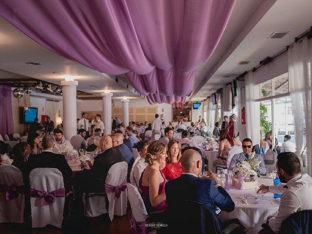 La boda de Andre y Rosmary en Grao De Gandia, Valencia 12