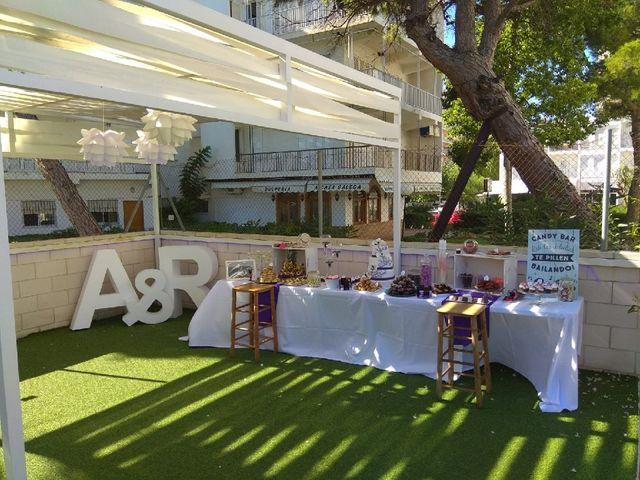 La boda de Andre y Rosmary en Grao De Gandia, Valencia 21