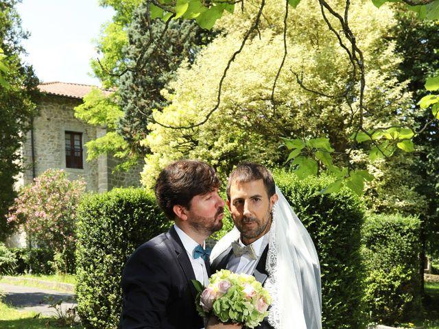 La boda de Endika y Ainhoa en Amurrio, Álava 18