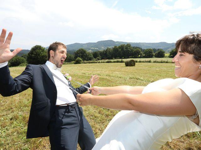 La boda de Endika y Ainhoa en Amurrio, Álava 22