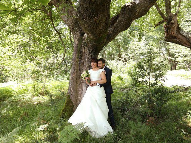 La boda de Endika y Ainhoa en Amurrio, Álava 25