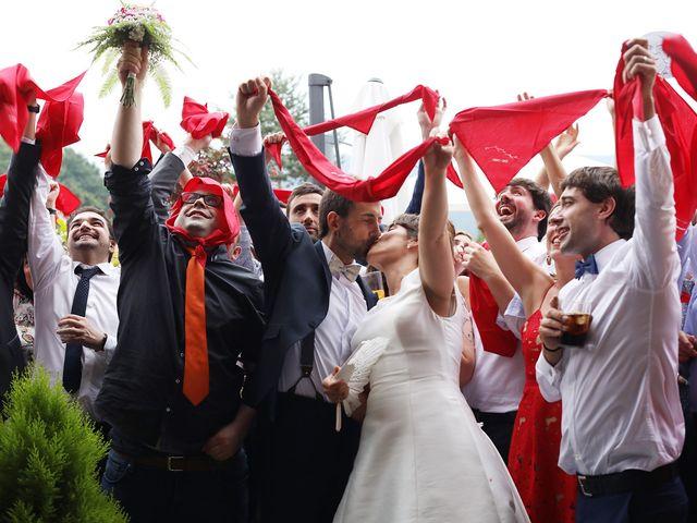 La boda de Endika y Ainhoa en Amurrio, Álava 1