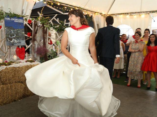 La boda de Endika y Ainhoa en Amurrio, Álava 32