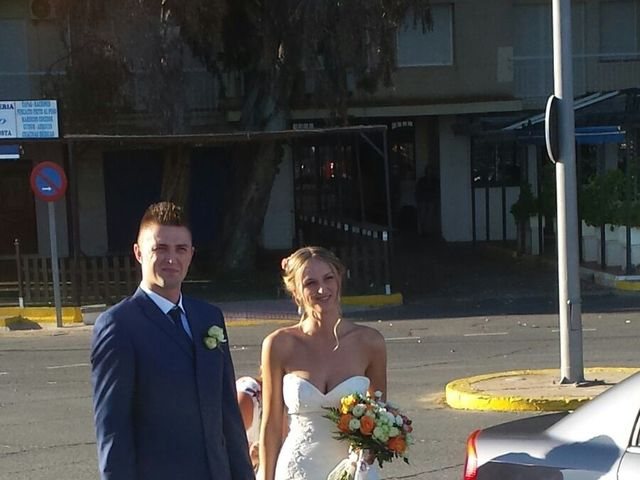 La boda de Dorota y Claudio en Isla Cristina, Huelva 3