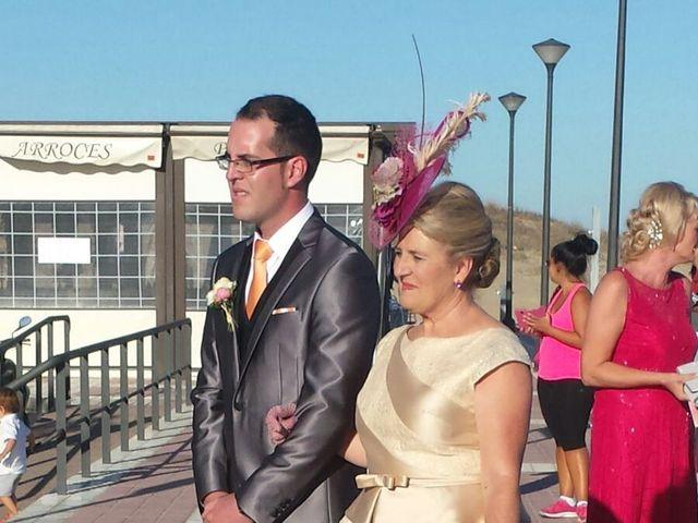 La boda de Dorota y Claudio en Isla Cristina, Huelva 4