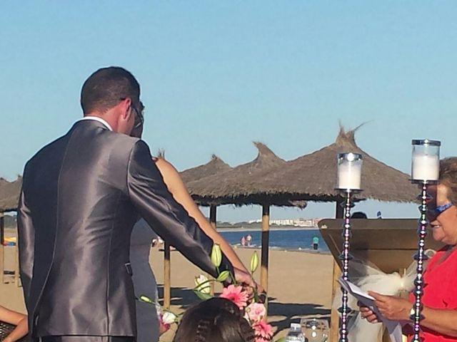 La boda de Dorota y Claudio en Isla Cristina, Huelva 2