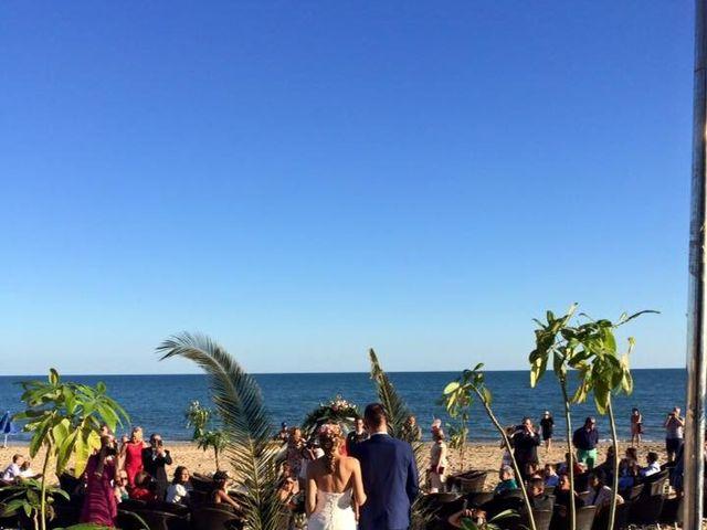 La boda de Dorota y Claudio en Isla Cristina, Huelva 6