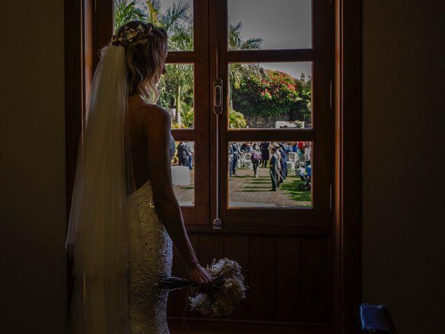 La boda de Dailo y Ytahisa en Las Palmas De Gran Canaria, Las Palmas 5