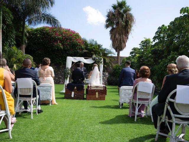 La boda de Dailo y Ytahisa en Las Palmas De Gran Canaria, Las Palmas 10