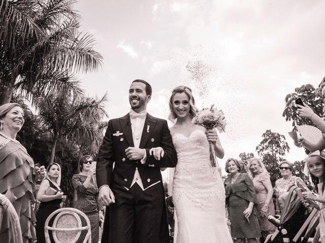 La boda de Dailo y Ytahisa en Las Palmas De Gran Canaria, Las Palmas 14