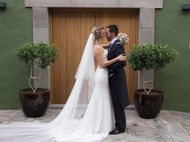 La boda de Dailo y Ytahisa en Las Palmas De Gran Canaria, Las Palmas 16