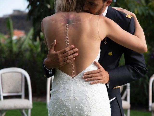 La boda de Dailo y Ytahisa en Las Palmas De Gran Canaria, Las Palmas 20