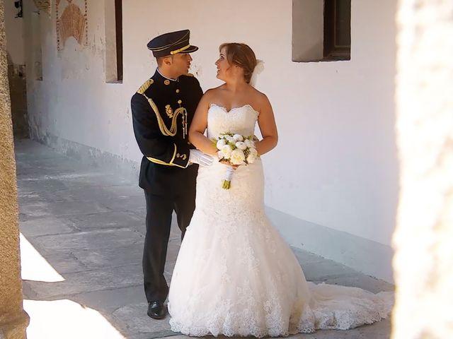La boda de Ruben y Susana en Ávila, Ávila 3