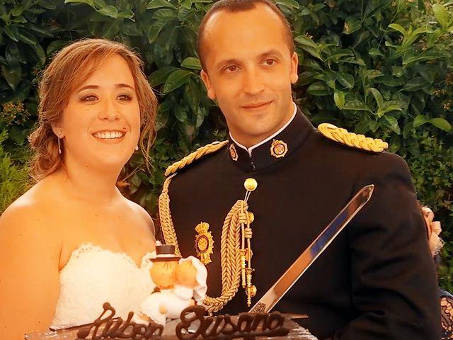 La boda de Ruben y Susana en Ávila, Ávila 14